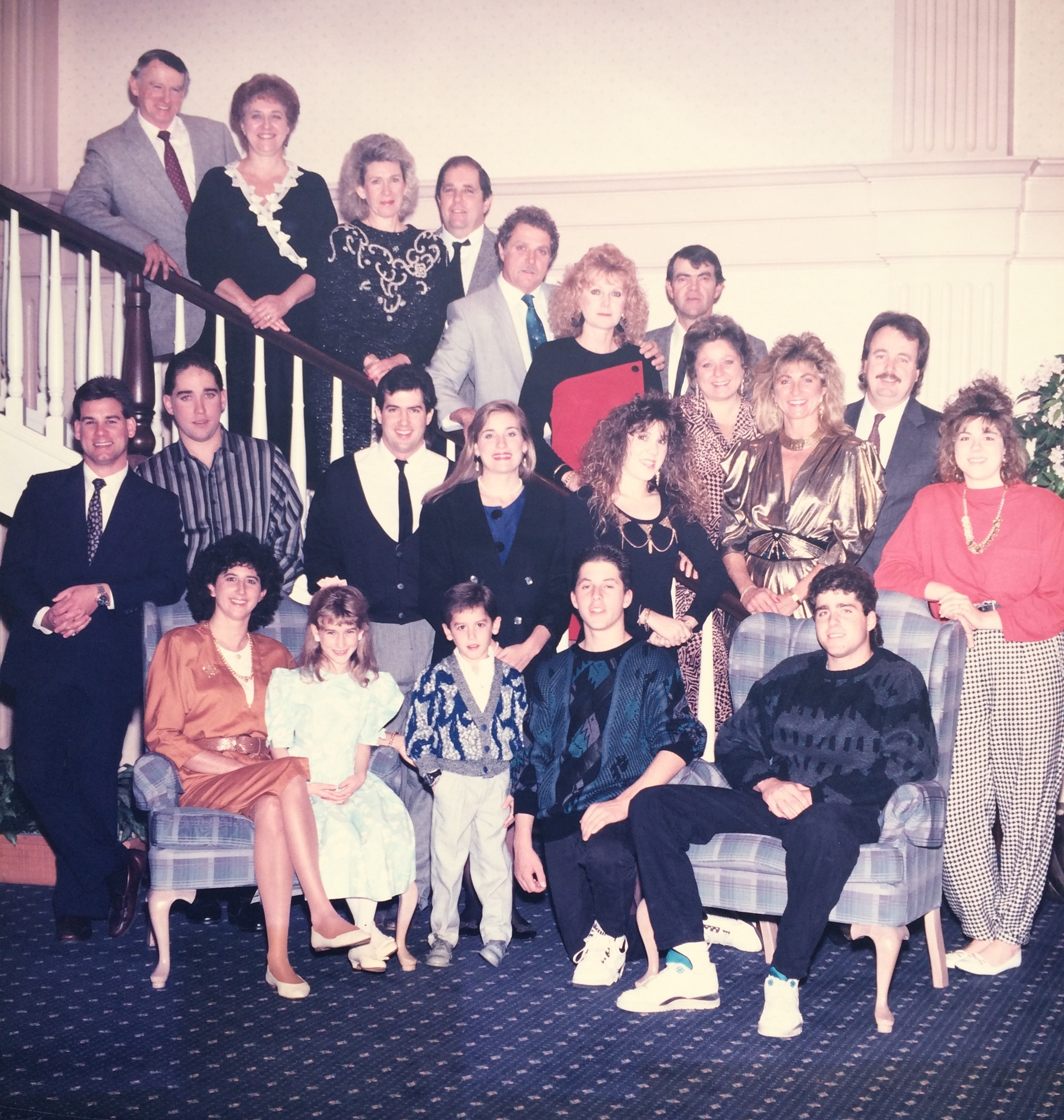 The Brescia/Hawksley Family